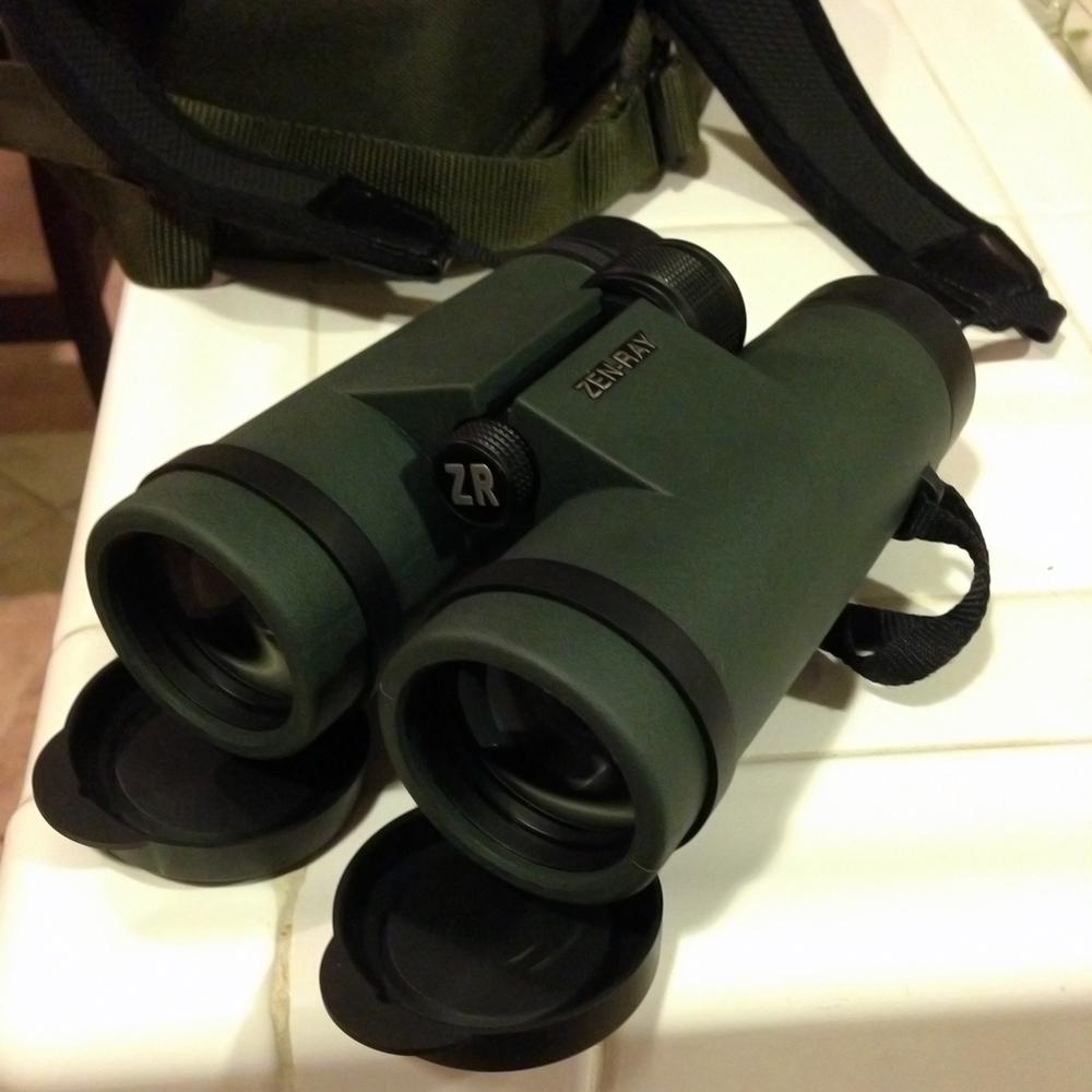 Zen Ray Prime HD 8x42 Binoculars