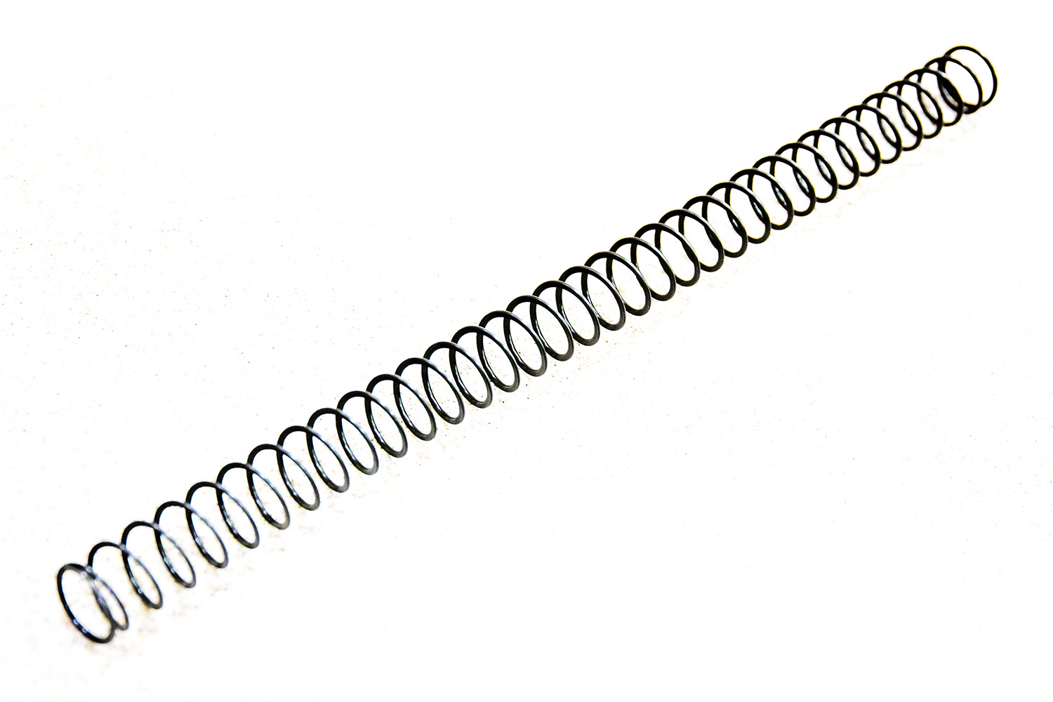 Flatwire Chrome Silicon Buffer Spring - Firearm Reviews